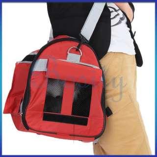 Pet Carrier Backpack Bag Dog Cat Traveler Carrier Shoulder Bag Tote