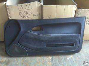 92 93 94 95 Honda Civic 2dr LH Door panel trim EX BLACK