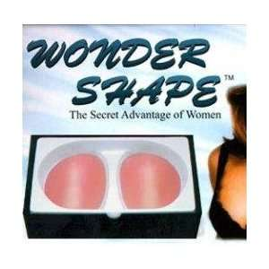 Wonder Shaper Silicone Breast Forms (As Seen On TV