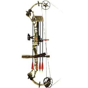 Ready PSE Bow Madness XL Left Hand Compound Bow: Sports & Outdoors