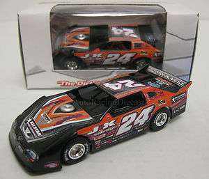 RICK ECKERT #24 2011 WOO DIRT LATE MODEL CHAMP 1:64 ADC DIECAST