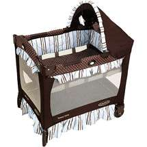 Graco   Travel Lite Portable Mini Playard, Berkley