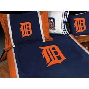 Detroit Tigers MVP Comforter   Full/Queen Bed Sports