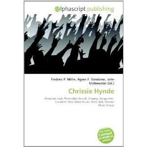 Chrissie Hynde (9786133712362): Books