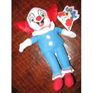 9 Plush Bozo the Clown: Toys & Games
