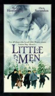 Little Men: Mariel Hemingway, Michael Caloz, Ben Cook