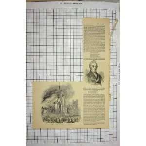 1849 HENRY MILMAN DEAN PAULS MICHAEL CHURCH CAMBRIDGE