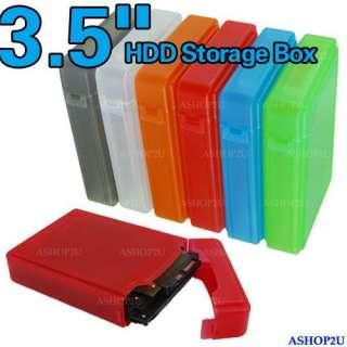 Portable IDE SATA HDD Hard Drive Disk Storage Tank Box Case
