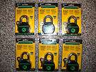 KRYPTONITE 6 HIGH SECURITY PADLOCKS HASP GATE BIKE LOCK