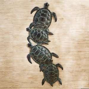 Wildon Home Axton Sea Turtle Wall Art Decor