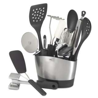 OXO Good Grips 15 piece Everyday Kitchen Tools / Utensils Set