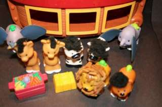 FISHER PRICE LITTLE PEOPLE NOAHS ARK ANIMALS