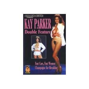 Kay Parker Double Feature DVD Includes Fast Cars, Fast