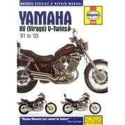 Haynes Yamaha XV V Twins Service and Repair Manual Haynes Yamaha XV V