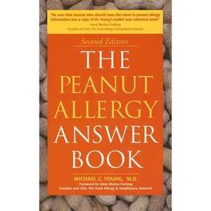 The Peanut Allergy Answer Book, Young, Michael C. Health