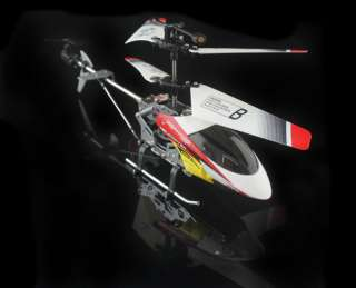 Remote Control RC Metal Helicopter + Gyro Toy Christmas Birthday Gift