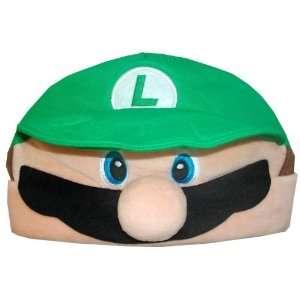Super Mario Bros Luigi Beanie Toys & Games