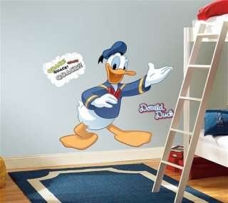 RoomMates Donal Duck Giant Peel & Stick Wall Decal