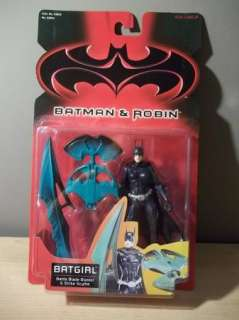 FIGURES NEW BATGIRL CATWOMAN POISON IVY MR FREEZE NIB ROBIN