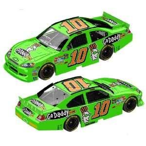 NASCAR Danica Patrick #10 GoDaddy 1/24 Car 2012 Toys & Games