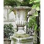 GARDEN flower POT Grecian URN 18th century replica london