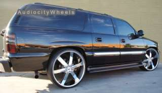 26inch Wheels,Rims Ford,escalade GMC Chevy Yukon Tahoe