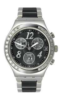 Swatch Irony Chrono Dreamnight Mens Watch YCS485G