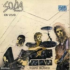 Ruido Blanco Soda Stereo Music