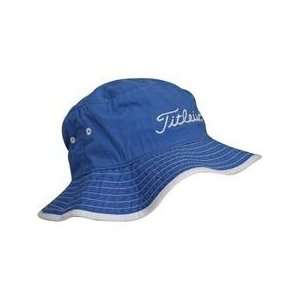 Titleist Bucket Hat   Blue   Small/Medium:  Sports