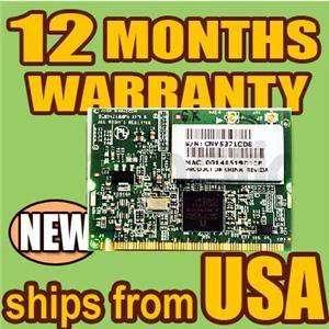 Dell Latitude D600 Wireless WIFI Mini PCI Card 3X548