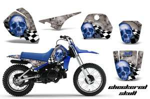 AMR RACING OFF ROAD MOTORCYCLE GRAPHIC DIRT BIKE MX DECAL KIT YAMAHA