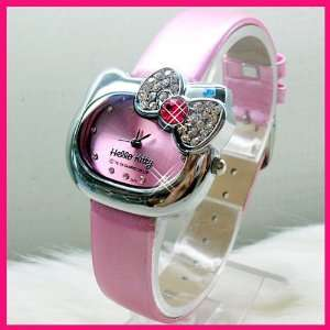 Hello Kitty Pink Ladies Wrist Watch